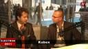 Kabex: Stánek se Shushi barem, anketa o Fukušimě