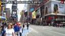 Vzpomínka na NYC 2012 #1