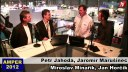 AMPER 2012 Elektromobilita: Jaromír Marušinec, Petr Jahoda, Jan Horčík a Miroslav Minařík