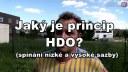 Jaký je princip HDO?
