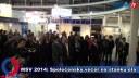 Večírek Českomoravské elektrotechnické asociace na MSV 2014