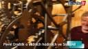 SLOUPNO: Elektrikář Pavel Draštík o přesnosti věžních hodin