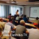 Seminář L.P. Elektro v Praze 2015
