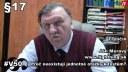 V50# §17 Na zkouškách, při testech používat literaturu dovolíme, říká Ján Meravý