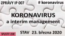 IP007# Petr Karásek o zvládání následků covid-19 v českých firmách