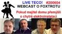 IP007# LIVE TECO: Pokud majitel domu přemýšlí o chytré elektroinstalaci
