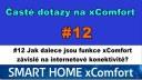 xC FAQ#12 Jak dalece jsou funkce xComfort závislé na internetové konektivitě?